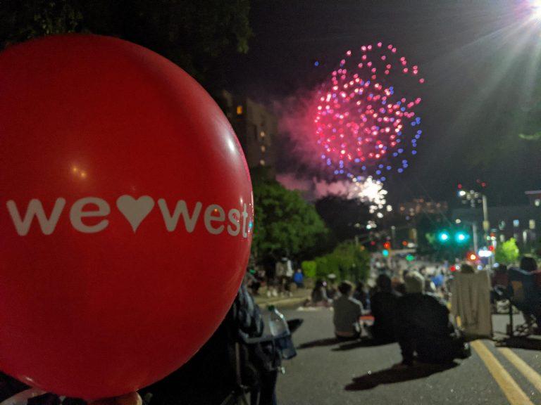 Pre-fireworks Litter Pickup in Lafayette Park
